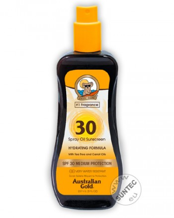Australian Gold - SPF 30 Spray Oil (237 ml)