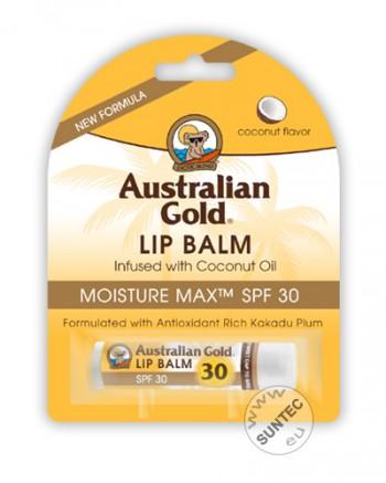 Australian Gold - SPF 30 Lipbalm Stick (1 Stück)