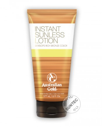Australian Gold - Instant Sunless Lotion (177 ml)
