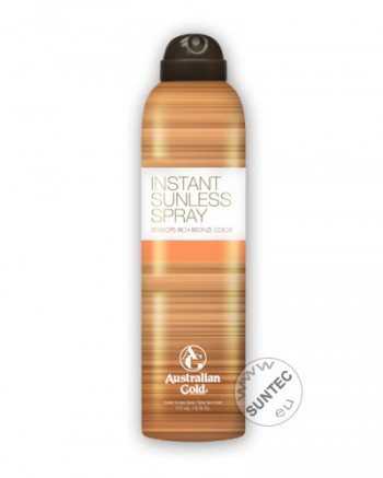 Australian Gold - Instant Sunless Spray (177 ml)
