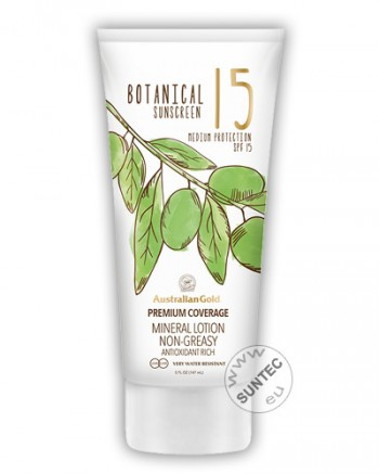 Australian Gold - SPF 15 Botanical Lotion (147 ml)