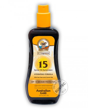 Australian Gold - SPF 15 Spray Oil (237 ml)