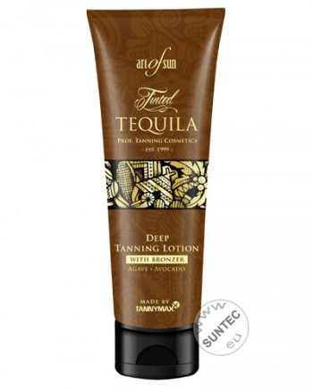 Tinted Tequila Deep Tanning Lotion + Bronzer (125 ml)