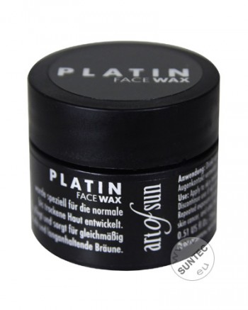 Art of Sun - PLATIN face wax (15 ml)