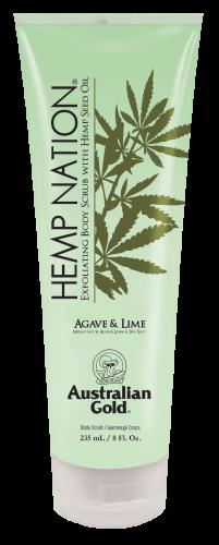 Australian Gold - Hemp Nation Agave & Lime Bodywash (235 ml)