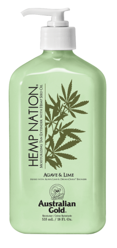 Australian Gold - Hemp Nation Agave & Lime Body Lotion (535 ml)