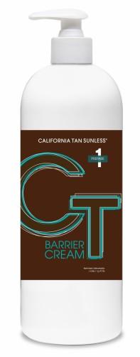 California Tan - Barrier Cream Step 1 (1000 ml)