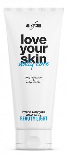 Art of Sun - Beauty Light daily care body moisturizer & cell protection  (280 ml)