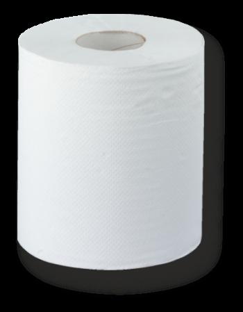 Papierrollen weiß/natur 'soft touch' (24 Rollen)