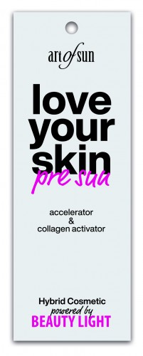 Art of Sun - Beauty Light pre sun accelerator & collagen activator (15 ml)