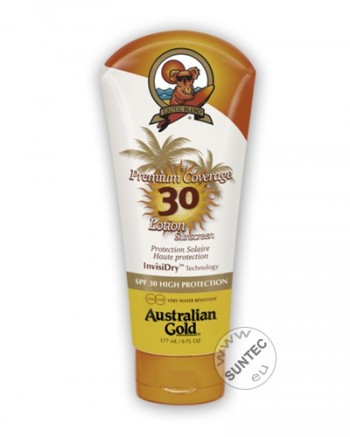 Australian Gold - SPF30 Premium Coverage Lotion (177 ml)