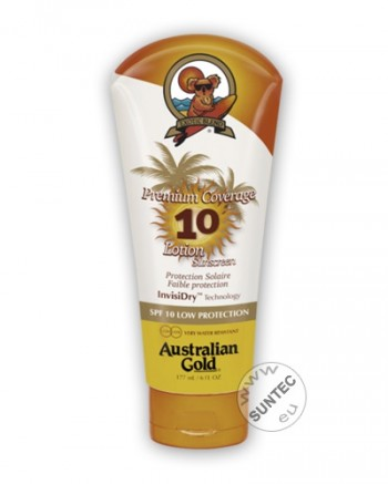 Australian Gold - SPF10 Premium Coverage Lotion (177 ml)