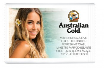 Australian Gold - Refreshing Towel (1000 Stück)