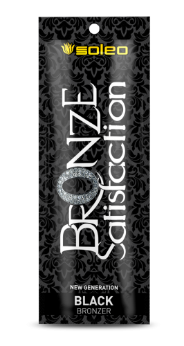 Soleo Bronze Satisfaction Black Bronzer new generation (15 ml)