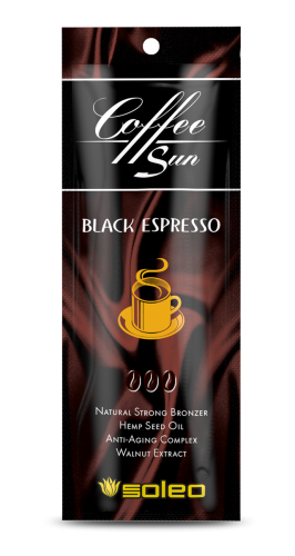 Soleo Black Espresso (15 ml)
