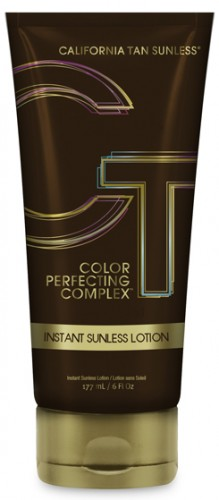 California Tan - Color Perfecting Complex Instant Sunless Lotion Step 2 (177 ml)