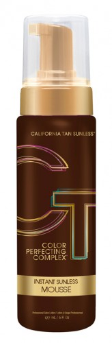 California Tan - CPC Instant Sunless Mousse (177 ml)