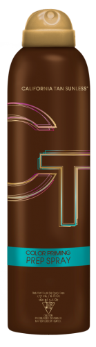 California Tan - Color Priming Prep Spray (177 ml)