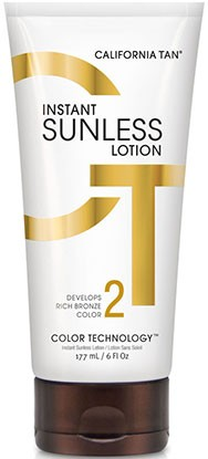 California Tan - Instant Sunless Lotion (177 ml)