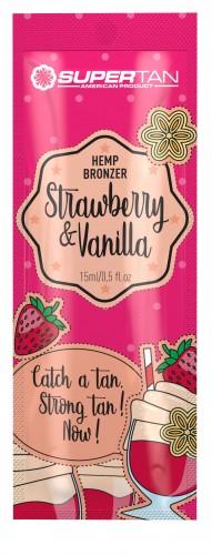 SuperTan -  Strawberry & Vanilla (15 ml)