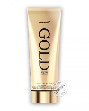 Tannymaxx - Gold - Finest Anti Age Dark Bronzing Lotion (200 ml)