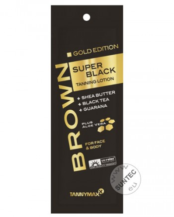 Tannymaxx - Super Black Gold Tanning Lotion (15 ml)