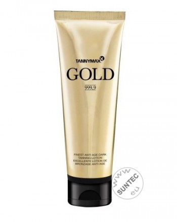 Tannymaxx - Gold 999,9 Finest Anti Age Dark Tanning (125 ml)