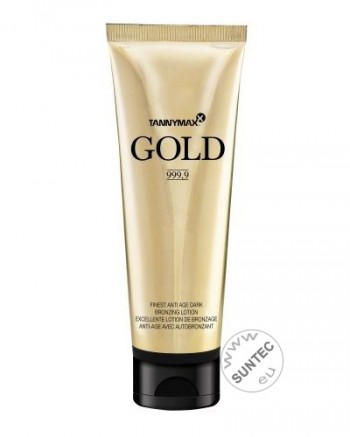Tannymaxx - Gold - Finest Anti Age Dark Bronzing Lotion (125 ml)