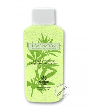 Australian Gold - Hemp Nation Kiwi-Mango Body Wash (59 ml)