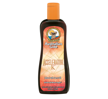 Australian Gold - Accelerator K™ Infused with Carrot Oil (250 ml)
