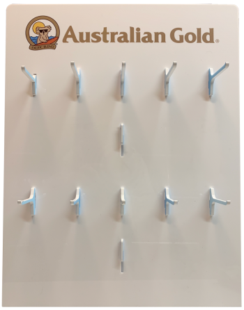 Australiangold AG 10 Hook sachet display new
