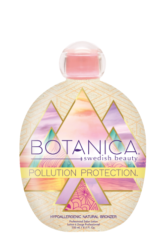 Swedish Beauty Pollution Protection Natural Bronzer Formule (250 ml)