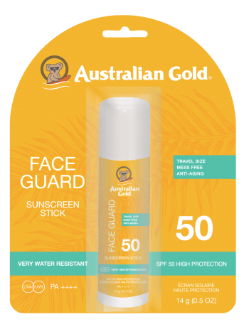 Australian Gold - SPF 50 Face Guard Stick (14 g)