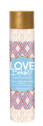 Swedish Beauty - Love Boho Positive Vibes DHA Bronzer (300 ml)