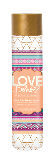 Swedish Beauty - Love Boho Rebel Chic Natural Bronzer (300 ml)