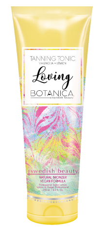 Swedish Beauty Botanica Loving Tanning Tonic (250 ml)