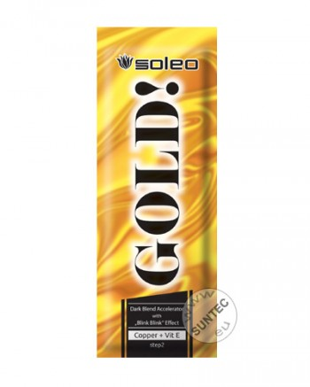 Soleo – GOLD! (15 ml)