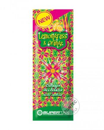 SuperTan - Lemongrass & Orange Collagen Accelerator  (15 ml)