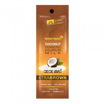 Tannymaxx - X-tra Brown Coconut Tanning Milk (15 ml)