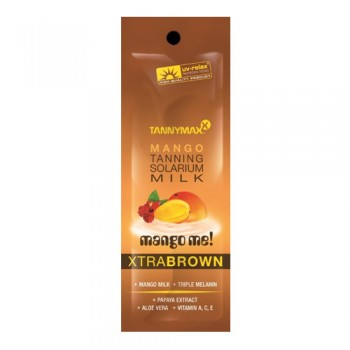 Tannymaxx - X-tra Brown Mango Tanning Milk (15 ml)