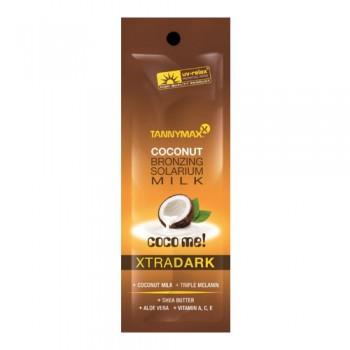 Tannymaxx - X-tra Dark Coconut Tanning Milk + Bronzer (15 ml)