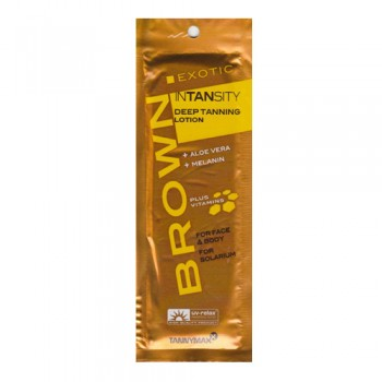 Tannymaxx - Brown Exotic Intansity Deep Tanning (15 ml)