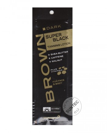 Tannymaxx - Super Black Tanning Lotion (15 ml)