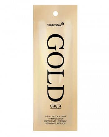 Tannymaxx - Gold - Finest Anti Age Dark Tanning Lotion (15 ml)
