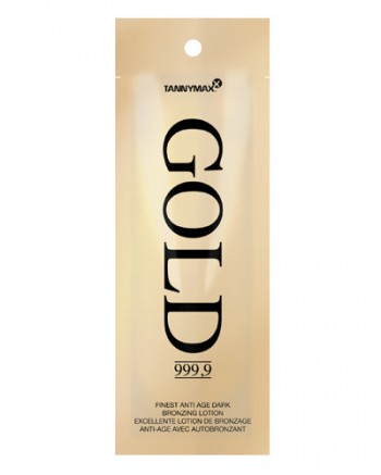 Tannymaxx - Gold - Finest Anti Age Dark Bronzing Lotion (15 ml)